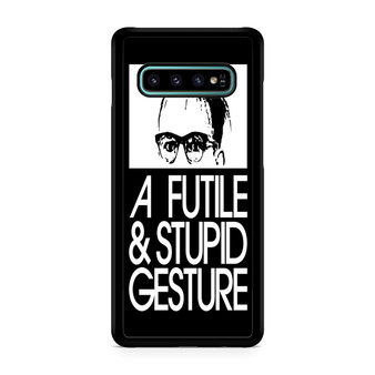 A Futile And Stupid Gesture Movie Galaxy S10/5G/S10 Plus/S10E/lite Case