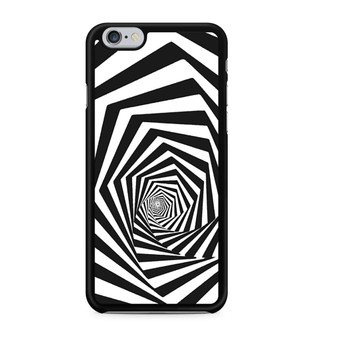 Abstract Spiral Square iPhone 6/6 Plus Case