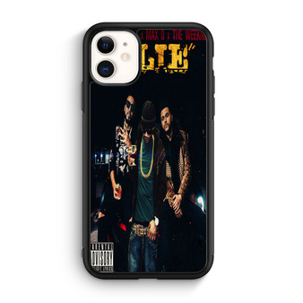 French Montana Max B The Weeknd A Lie iPhone 11/11 Pro/11 Pro Max Case