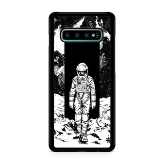 A Space Odyssey 2001 Drawing Galaxy S10/5G/S10 Plus/S10E/lite Case
