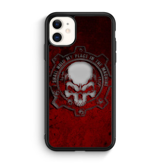 Gears Of War 4 Machina Red iPhone 11/11 Pro/11 Pro Max Case
