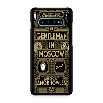 A Gentleman In Moscow Galaxy S10/5G/S10 Plus/S10E/lite Case