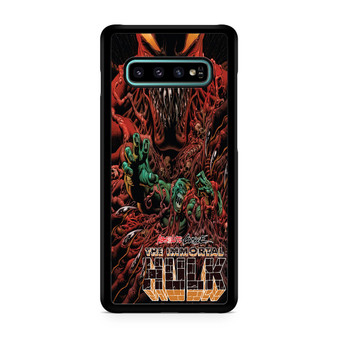 Absolute Carnage The Immortal Hulk Galaxy S10/5G/S10 Plus/S10E/lite Case