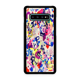 Abstract Paintings Eddie Perrote Galaxy S10/5G/S10 Plus/S10E/lite Case