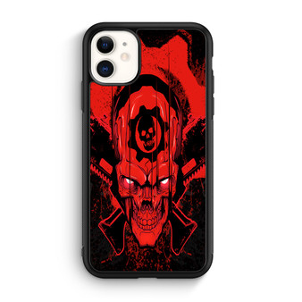 Gears Of War Logo iPhone 11/11 Pro/11 Pro Max Case