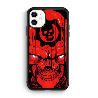 Gears Of War Skull Logo iPhone 11/11 Pro/11 Pro Max Case