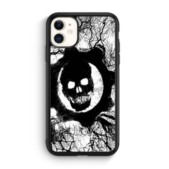 Gears Of War White Logo iPhone 11/11 Pro/11 Pro Max Case