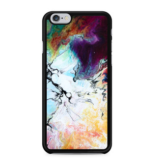 Abstract Color Painting iPhone 6/6 Plus Case
