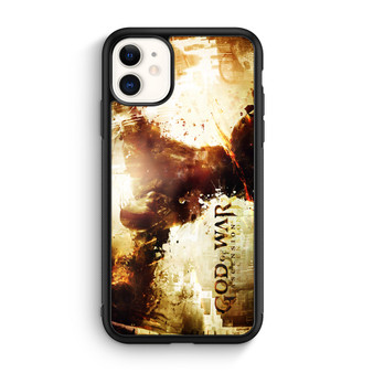 God Of War Ascension Poster iPhone 11/11 Pro/11 Pro Max Case