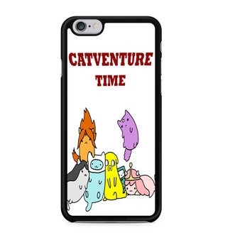 Adventure Time As Cats Catventure Time iPhone 6/6 Plus Case