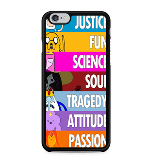 Adventure Time Character iPhone 6/6 Plus Case
