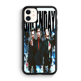 Green Day Blue Art iPhone 11/11 Pro/11 Pro Max Case