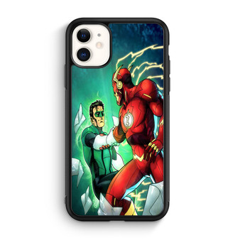 Green Lantern And The Flash iPhone 11/11 Pro/11 Pro Max Case
