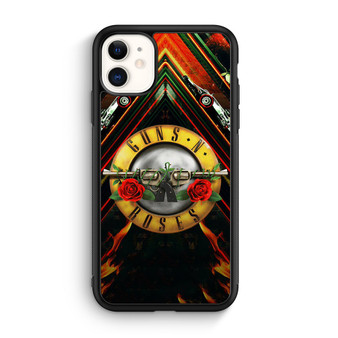 Guns N Roses Poster iPhone 11/11 Pro/11 Pro Max Case