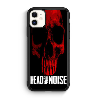 Head Full Of Noise iPhone 11/11 Pro/11 Pro Max Case