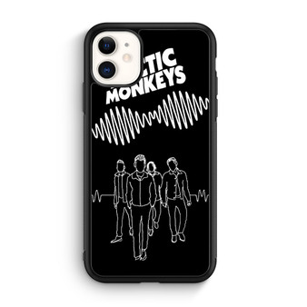 Arctic Monkeys Line And Logo iPhone 11/11 Pro/11 Pro Max Case