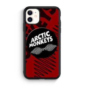 Arctic Monkeys Logo iPhone 11/11 Pro/11 Pro Max Case