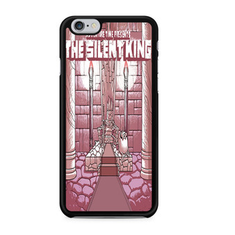 The Silent King Adventure Time iPhone 6/6 Plus Case