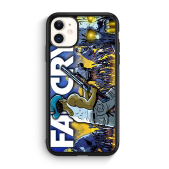 Far Cry 5 Dead Living Zombies Game iPhone 11/11 Pro/11 Pro Max Case
