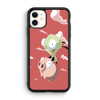Invader Zim The Doom Gir Pig Flying iPhone 11/11 Pro/11 Pro Max Case