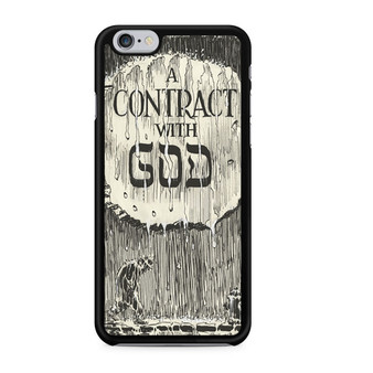 A Contract With God Book iPhone 6/6 Plus Case
