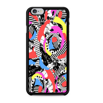 Abstract Paintings iPhone 6/6 Plus Case