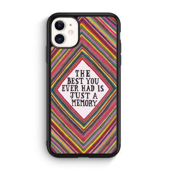 Arctic Monkeys Fluorescent Adolescent Lyrics iPhone 11/11 Pro/11 Pro Max Case