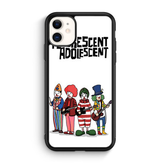 Arctic Monkeys Fluorescent Adolescent iPhone 11/11 Pro/11 Pro Max Case