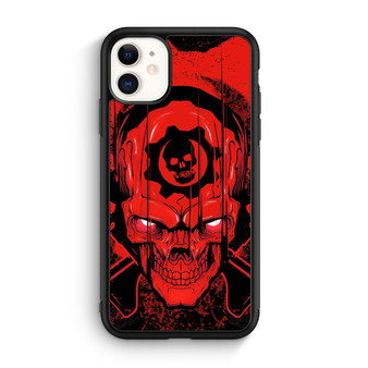 Gears Of War 4 Skull iPhone 11/11 Pro/11 Pro Max Case