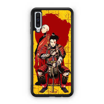 Aang And Zuko Avatar The Last Airbender Samsung Galaxy A50 Case