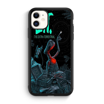 E T The Extra Terrestrial Poster iPhone 11/11 Pro/11 Pro Max Case