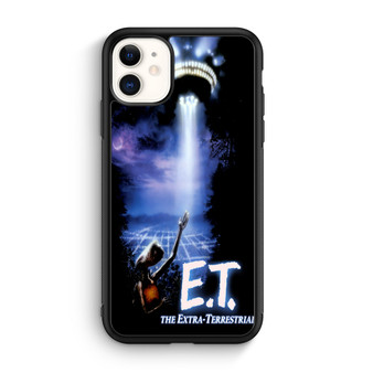 E T The Extra Terrestrial Ufo Poster iPhone 11/11 Pro/11 Pro Max Case