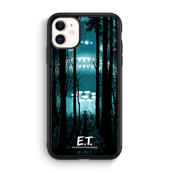 E T The Extra Terrestrial 1982 Movie Poster iPhone 11/11 Pro/11 Pro Max Case