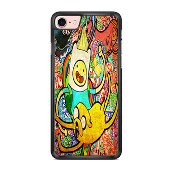 Adventure Time Finn And Jake iPhone 7/ 7 Plus Case