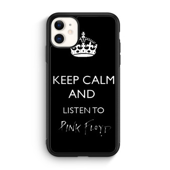 Pink Floyd Keep Calm Quotes iPhone 11/11 Pro/11 Pro Max Case