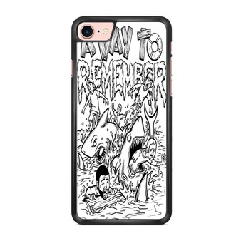 A Day To Remember Shark Week iPhone 7/ 7 Plus Case