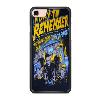 A Day To Remember They Came From The Garage iPhone 7/ 7 Plus Case