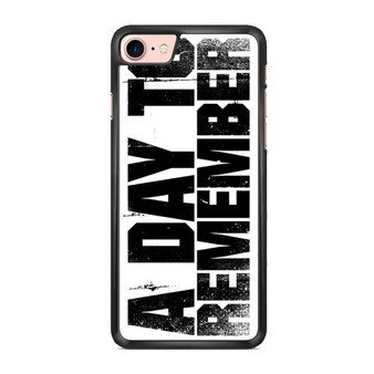 A Day To Remember iPhone 7/ 7 Plus Case