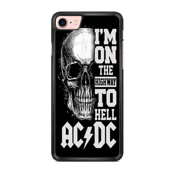 ACDC Highway To Hell iPhone 7/ 7 Plus Case
