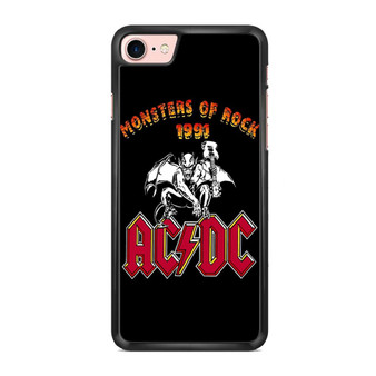 ACDC Monsters Of Rock iPhone 7/ 7 Plus Case