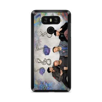 Coldplay Member Interview LG G6 Case