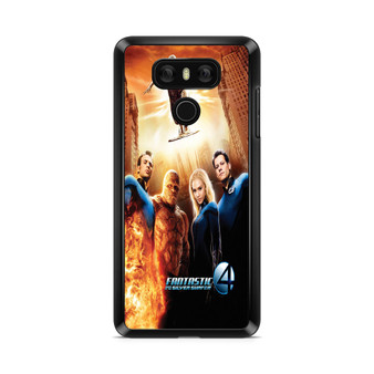 Fantastic Four Rise Of The Silver Surfer LG G6 Case