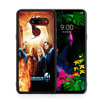 Fantastic Four Rise Of The Silver Surfer LG G8 thinq Case