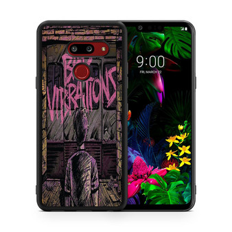 A Day To Remember Bad Vibrations LG G8 thinq Case