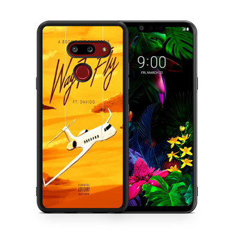 A Boogie Wit Da Hoodie Feat Davido Way Too Fly LG G8 thinq Case