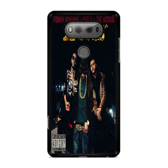 French Montana Max B The Weeknd A Lie LG V20 Case