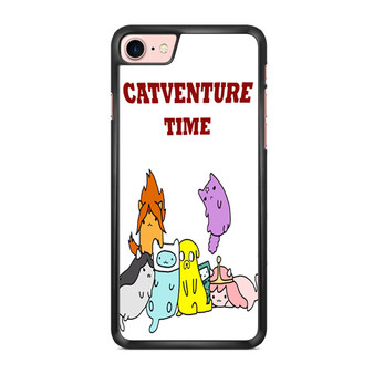 Adventure Time As Cats Catventure Time iPhone 7/ 7 Plus Case