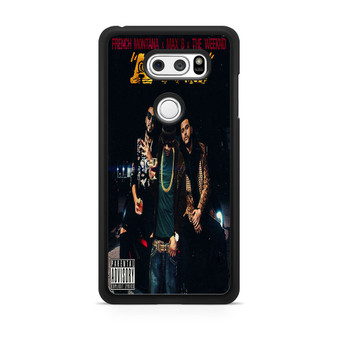 French Montana Max B The Weeknd A Lie LG V30 Case