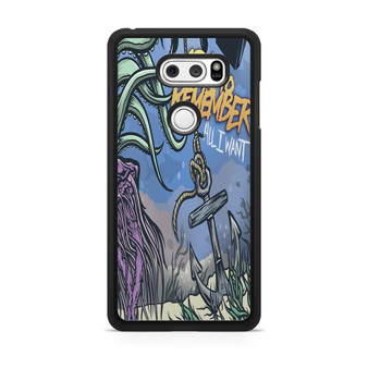 A Day To Remember All I Want LG V30 Case