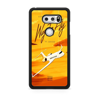 A Boogie Wit Da Hoodie Feat Davido Way Too Fly LG V30 Case